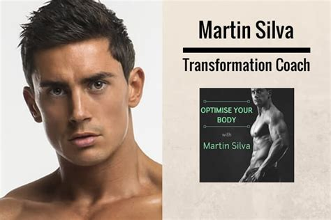 Martin Silva - Building Lean Muscle The Healthy Way 180 Nutrition.